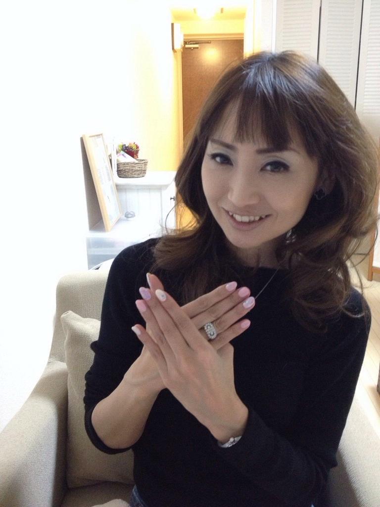 美魔女コンテストファイナリスト 長谷川夕希子さま